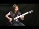 Класное соло на гитаре