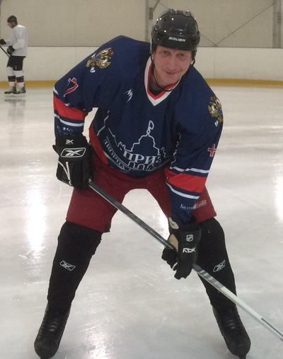 Валерий Калмыков