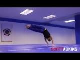 AirTrick Mini Sampler Scott Adkins &amp Ginger Ninja Trickster