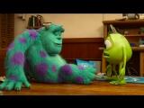 Университет монстров / Monsters University. Трейлер. (2013)