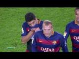 Барселона - Реал Сосьедад  Второй тайм  Ла Лига, 13 тур (28.11.2015)