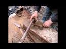 Ручной пресс для изготовления кованного элемента Бублик.Forging elements with their own hands.