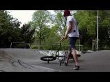 Selffilmed local park edit Aaron Zwaal 2015