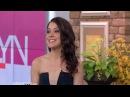 Tatiana Maslany interview on The Marilyn Denis Show 02.06.2013
