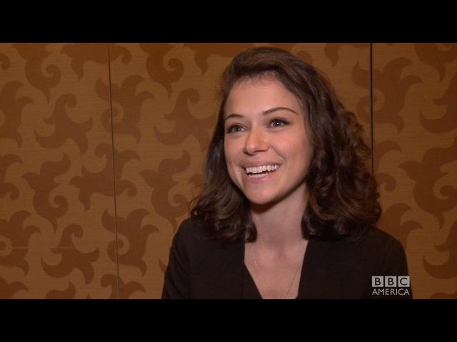 TATIANA MASLANY Talks OB Season 3, CloneClub Fan Art Ninja Turtles at Comic-Con 2014 29.07.2014