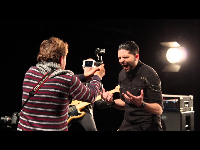 Lords of Black - Making Of: Everything You're Not (Official / New / Studio Album / 2016)