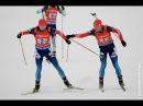 ШИПУЛИН VS ШЕМП Биатлон ЛУЧШАЯ Эстафета ПОЛНАЯ ВЕРСИЯ Мужчины 15 02 2015 World Cup Biathlon