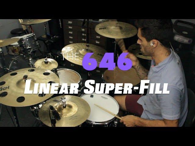 Linear Super-Fill: The 646 - Drum Lesson with Adam Tuminaro
