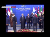 Путин посетил Иран впервые за 8 лет