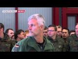 Германия направила первые самолеты «Торнадо» для участия в действиях коалиции США в Сирии