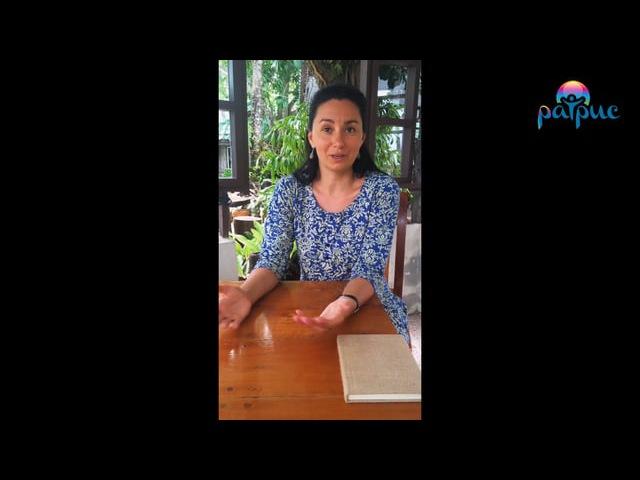 Семинар Я и мои Отношения — ведущая Анна Чупахина