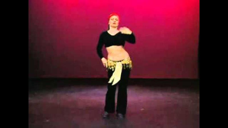 Уроки танца живота от Нурхан Шариф / Bellydance lessons from Nurhan Sharif