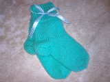 Как связать носки+на 5 спицах +для начинающих.Вязание пятки спицами.Вязаные носки описание.