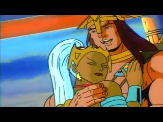 Люди Икс: 1992 / X-men: 1992 - Буйство стихий. Часть 2 - Сезон 4 Серия 25 | Marvel