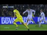 Вильярреал - Реал Мадрид (1:0) 13.12.2015 Ла Лига #15