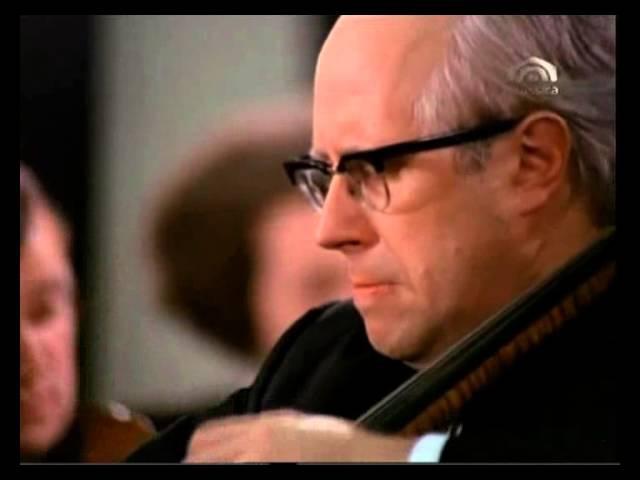 Haydn, Cello Concert Nr 1 C Dur Mstislaw Rostropowitsch Violoncello, Academy of St Martin
