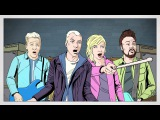 Видеоклип Neon Trees на песню Adventures in Pop Psychology