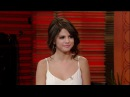 Selena Gomez on Live With Regis Kelly 28th June 2011
