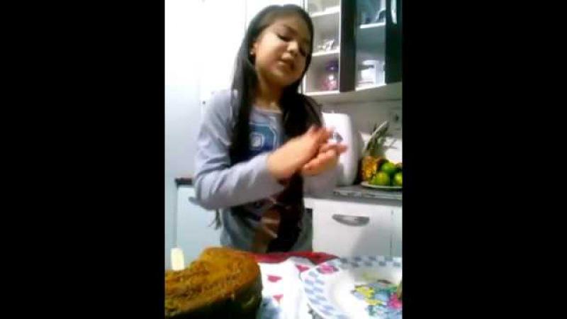 Bolinho de bolo