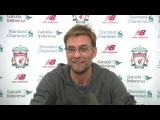 Aston Villa vs Liverpool - Jurgen Klopp Pre Match Press Conference - in full