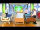 Медицинские кровати в передаче Жить здорово на 1 канале ТВ