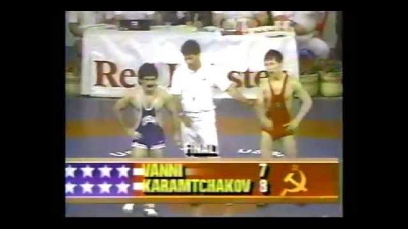 Karamchakov,Sergey (URS) - Tim,Banni (USA)