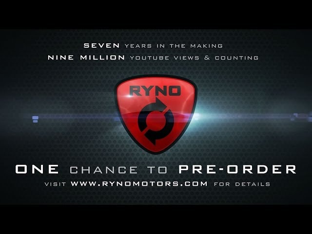 RYNO Motors is not shipping at this time