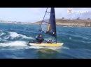 Tiwal это мобильная парусная лодка или гибрид лодки серфинга и катамарана