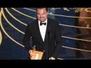 Речь Леонардо ДиКаприо Оскар 2016 на русском языке HOLYFiELD