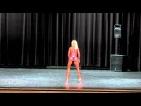 Yulia Kravchenko Bikini PRO routine at Mr Rogers