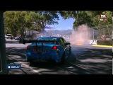 Supercar Dunlop V8 - Crash Incident 2015