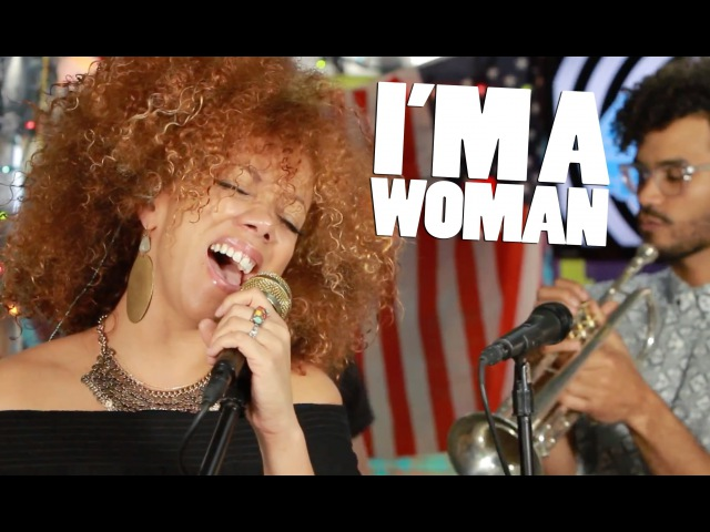 ORGONE- Im A Woman (Live at JITV HQ in Los Angeles, CA 2016) JAMINTHEVAN
