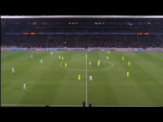 Лион – Гент – 1:2. Обзор матча. Лига чемпионов. 5-й тур. 24.11.2015