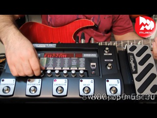 Гитарный процессор DIGITECH RP500 GUITAR MULTI-EFFECT PROCESSOR