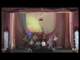 Народный коллектив шоу-балет «Земля - Воздух».Танец
