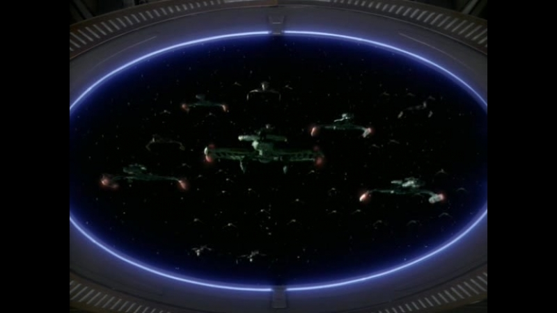 Star Trek. DS9 4x01-02. The Way Of The Warrior.