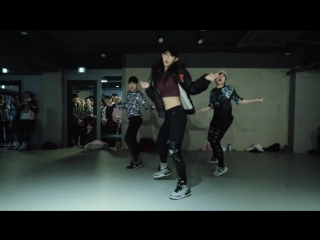 1MILLION dance studio Doctor Pepper - Diplo X CL - Mina Myoung Choreography