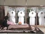 Gottsu A Kanji Skits Compliation - Falling people, Monkey and crab (ENG SUBBED)