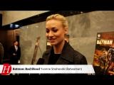 Yvonne Strahovski talks Batman: Bad Blood