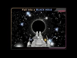 VSauce- Путешествие внутрь черной дыры