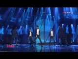 KNK - KNOCK @ Simply k-pop 160415