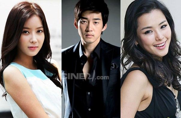 Актриса Лим Су Хян расстроилась, когда узнала что Юн Ке Сан встречается с Хани Ли