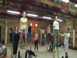 Фестиваль Акро-йоги на Алтае. Акроолимпик. Feet to Hands