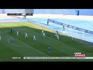 Dinamo - Slaven Belupo 2-1, izvješće, 06.03.2016. HD
