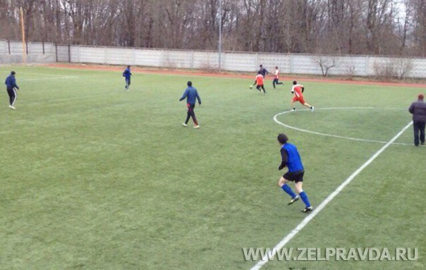 В Зеленчукском районе прошли товарищеские матчи по футболу