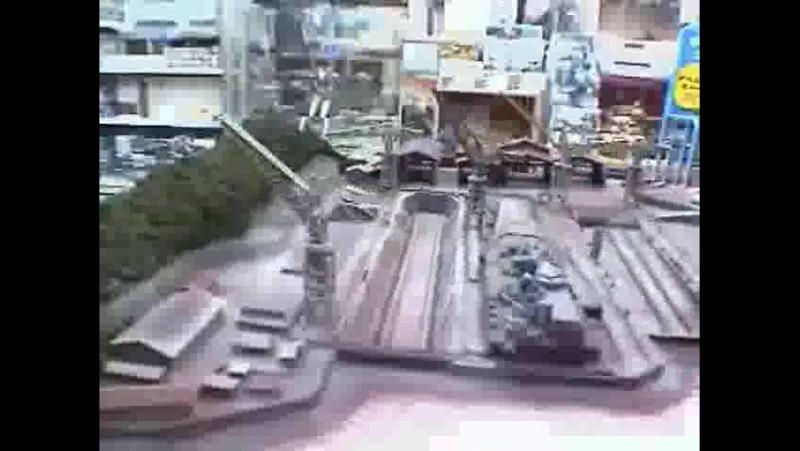 Plamo Tsukurou S2 Ep20 Tamiya Yamato Diorama 1 700