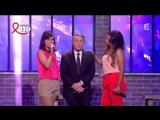 Alizee, Amel Bent, Salvatore Adamo - Les Coureus du Temps (Live)