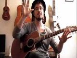 Still Dre (Dr Dre feat Snoop Dog) - Easy Guitar Tutoriel (UK Subtitles)