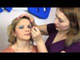 Новости от Спутник-ТВ, уроки мейкапа от Анны Лифановой - вечерний макияж на новогоднюю ночь