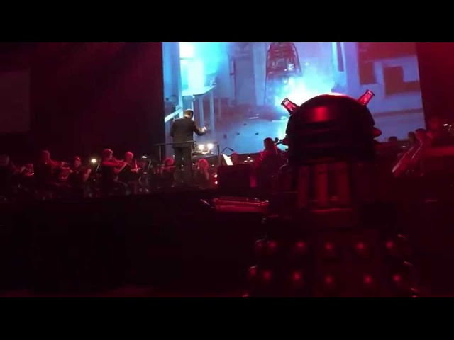 To Darkness (1) - Doctor Who Symphonic Spectacular 2015 London